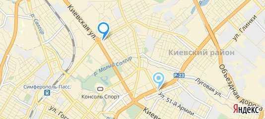 Адреса мебельных салонов Александрия на карте