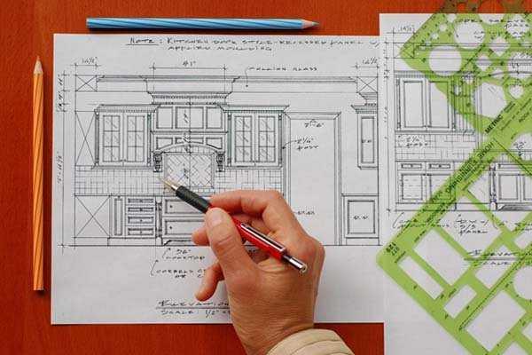 Проектирование мебели для кухни