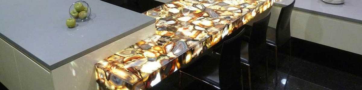 Эксклюзивная мебель из искусственного камня