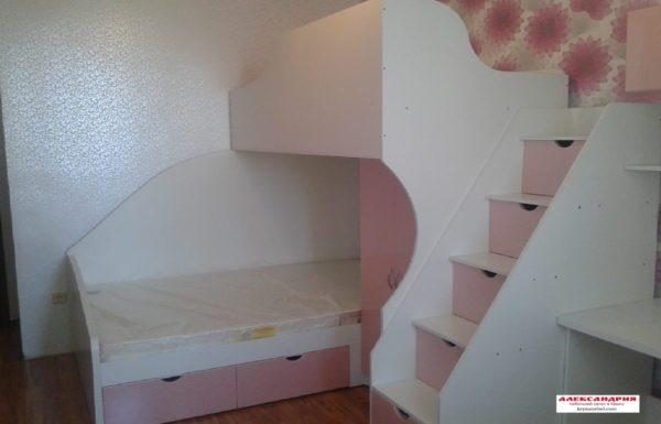 Детская мебель DM 124 Александрия мебель на заказ в Симферополе