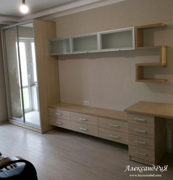 Детская мебель DM 128 Александрия мебель на заказ в Симферополе
