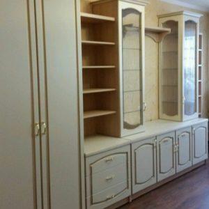 Горка G115 Александрия мебель на заказ в Симферополе