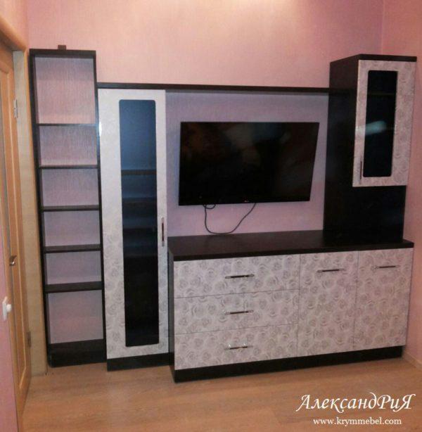 Горка G120 Александрия мебель на заказ в Симферополе