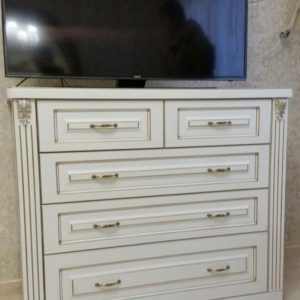 Комод КТ 026 Александрия мебель на заказ в Крыму
