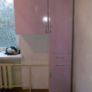 Кухня МДФ пластик PC160. Кухни на заказ в Симферополе
