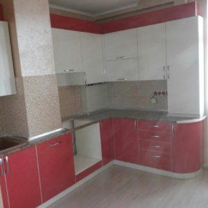 Кухня МДФ пластик PC169. Кухни на заказ в Симферополе