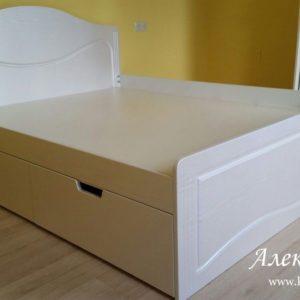Кровать KR3 на заказ в Симферополе