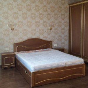 Кровать KR10 на заказ в Симферополе