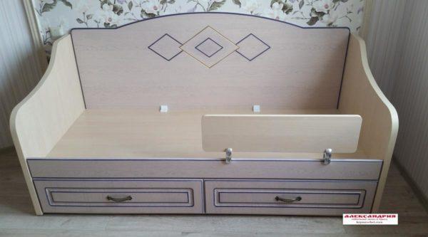Кровать KR5 на заказ в Симферополе