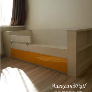 Кровать KR6 на заказ в Симферополе
