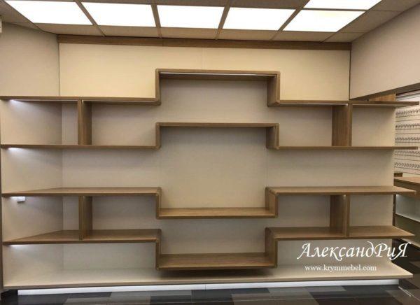 Торговая мебель ТО 55. Купить торговую мебель на заказ в Симферополе