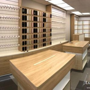 Торговая мебель ТО 57. Купить торговую мебель на заказ в Симферополе