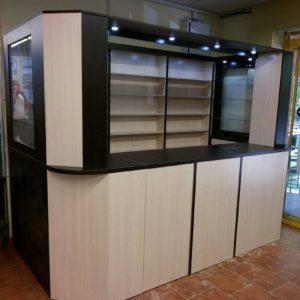 Торговая мебель ТО 59. Купить торговую мебель на заказ в Симферополе