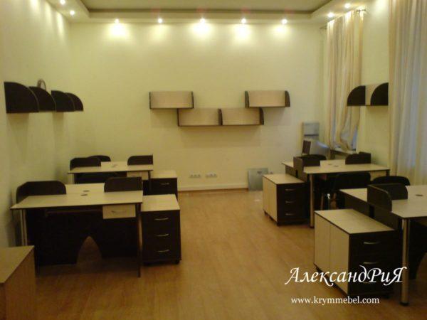 Офисная мебель ТО 68. Купить торговую мебель на заказ в Симферополе
