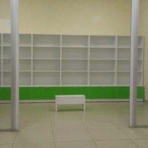 Мебель для магазина игрушек ТО 71. Купить торговую мебель на заказ в Симферополе.