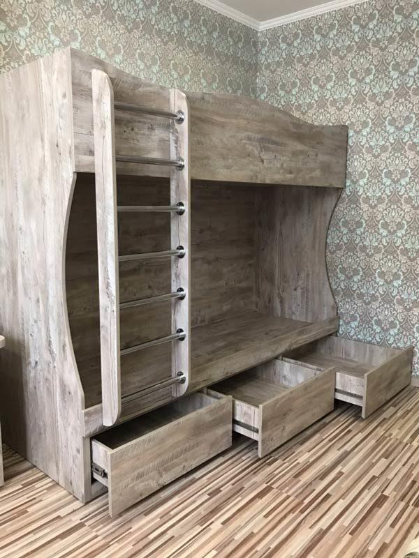 Детская мебель DM 132. Мебель для детской на заказ в Симферополе