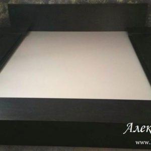Кровать KR 12 на заказ в Симферополе от производителя корпусной мебели в Крыму