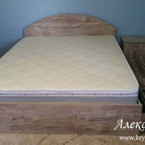Спальня KR 14 на заказ в Симферополе от производителя корпусной мебели