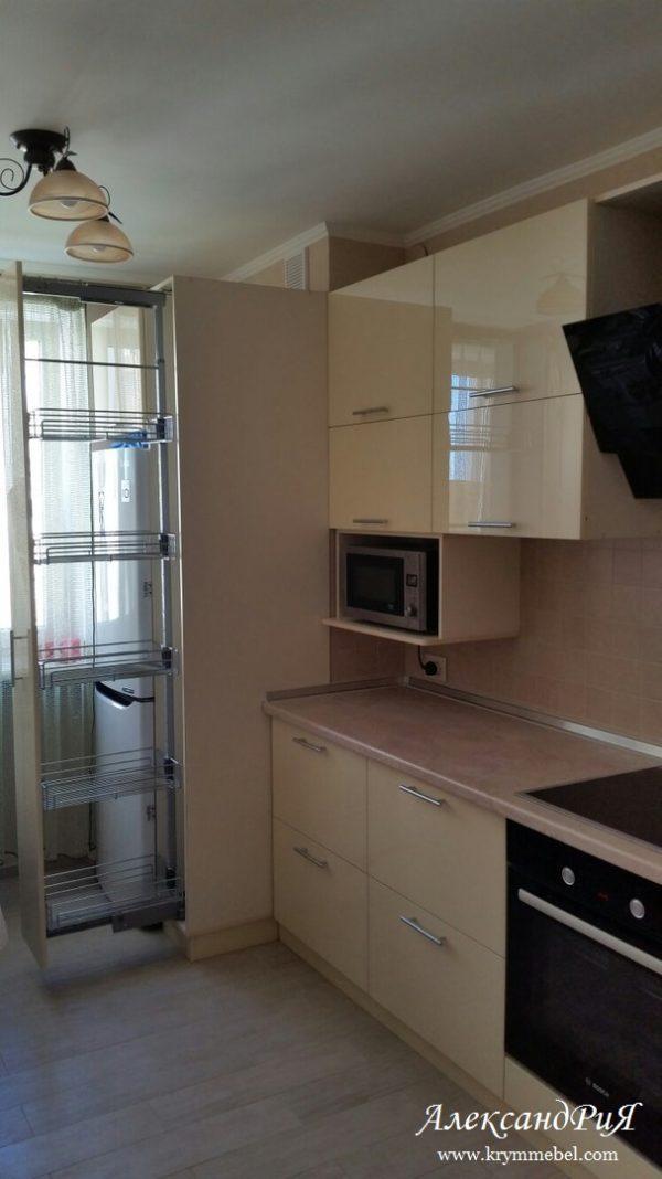 Акриловая кухня