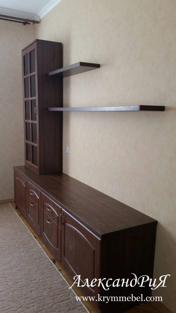 Горка G121. Мебель на заказ в Симферополе. Заказать изготовление горки