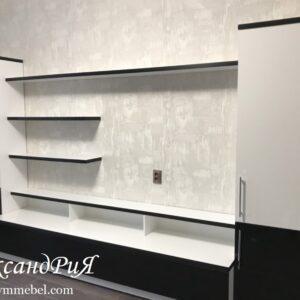 Горка G124. Мебель на заказ в Симферополе. Заказать изготовление горки из ЛДСП