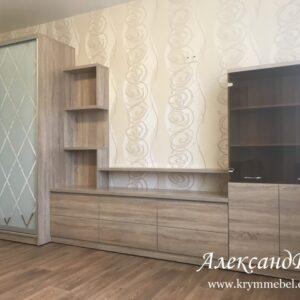 Горка G126. Мебель на заказ в Симферополе. Заказать изготовление горки