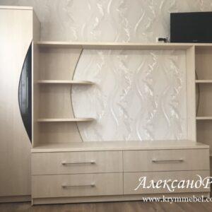 Горка G127. Мебель на заказ в Симферополе. Заказать изготовление горки