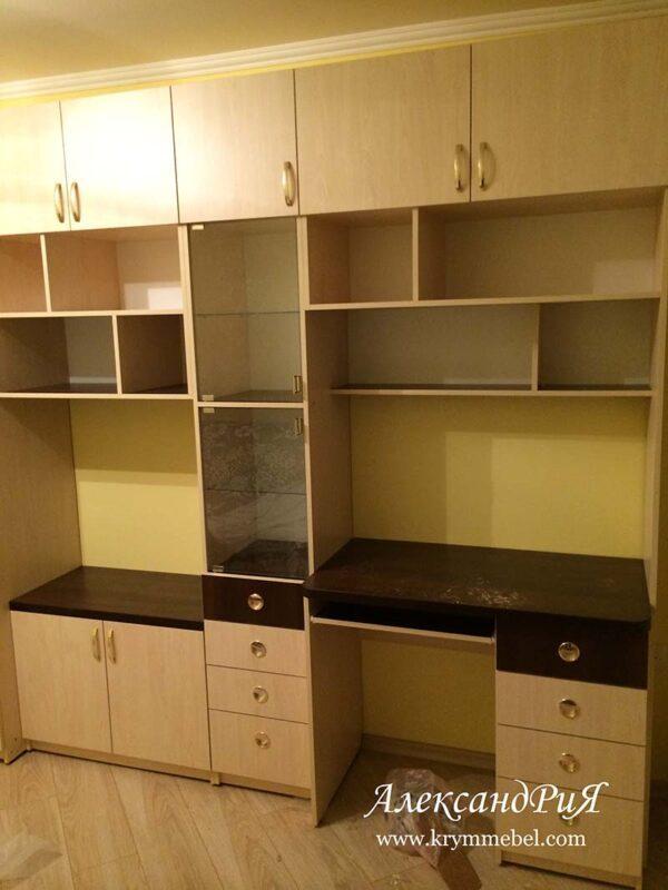 Горка для однокомнатной квартиры