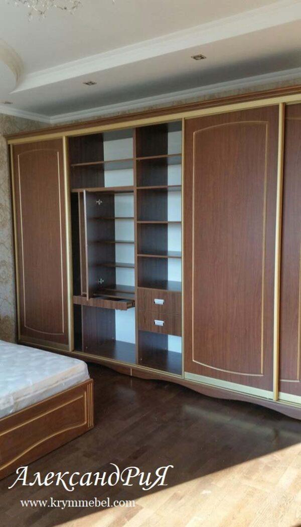 Шкафы купе в Симферополе на заказ