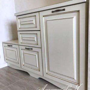 Заказать прихожую по индивидуальным размерам от производителя корпусной мебели в Симферополе